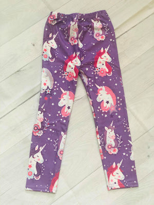 UNICORN MILK SILK LEGGINGS