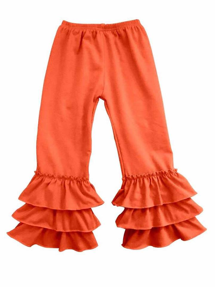 HARVEST RUFFLE PANTS