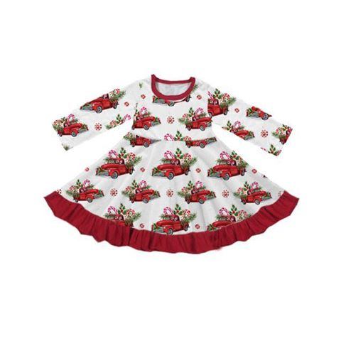 TRUCK TWIRL DRESS ST2