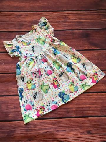 HATCHIMALS PEARL DRESS