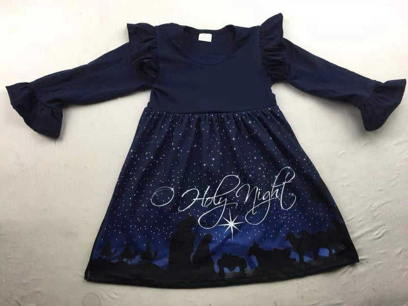 HOLY NIGHT DRESS - PRESALE