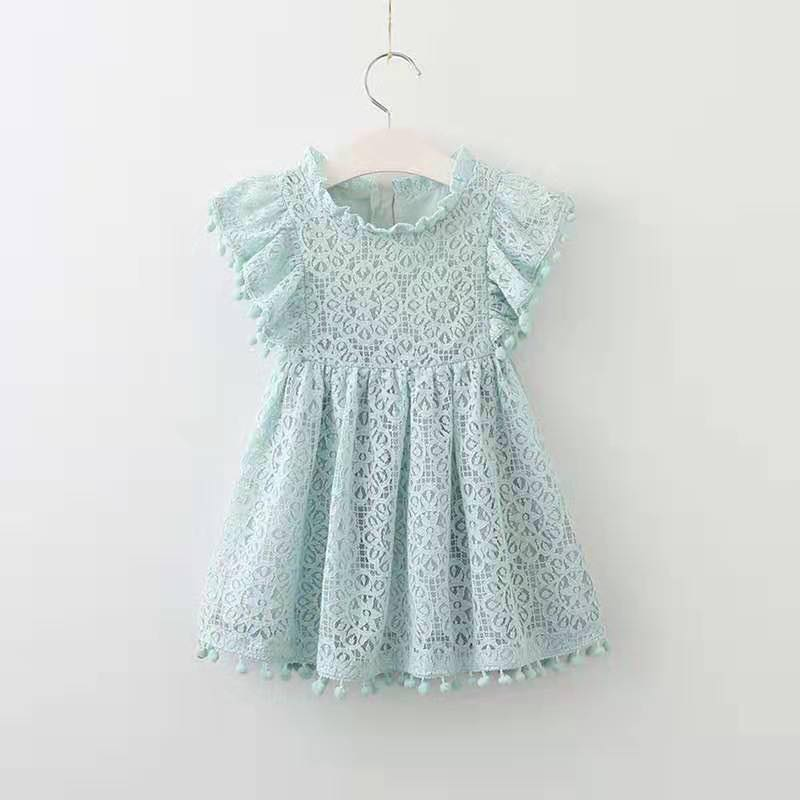 SOPHIE DRESS - BLUE - PREORDER