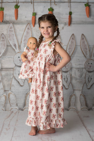 EASTER BUNNY NIGHTGOWN