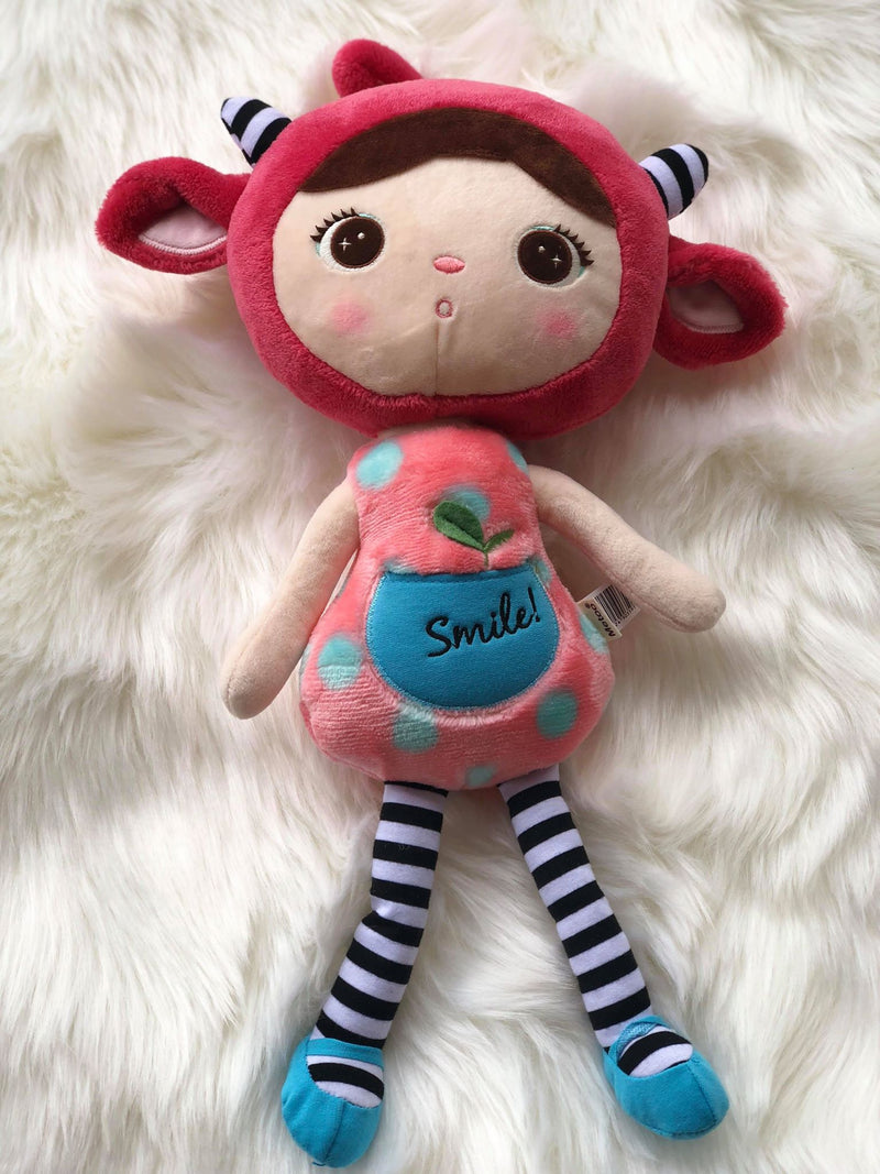 SMILE PLUSH DOLL