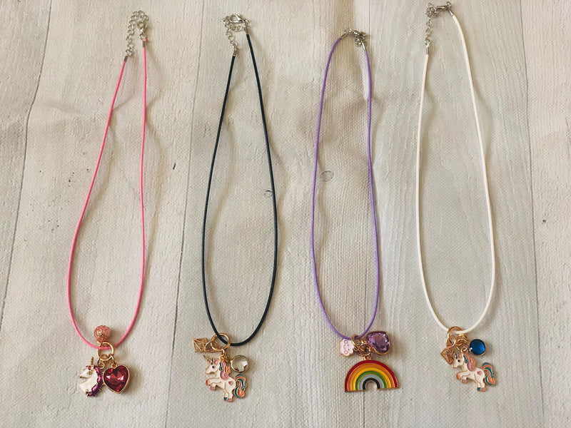 NECKLACES WITH CHARMS BY MIKAYLA