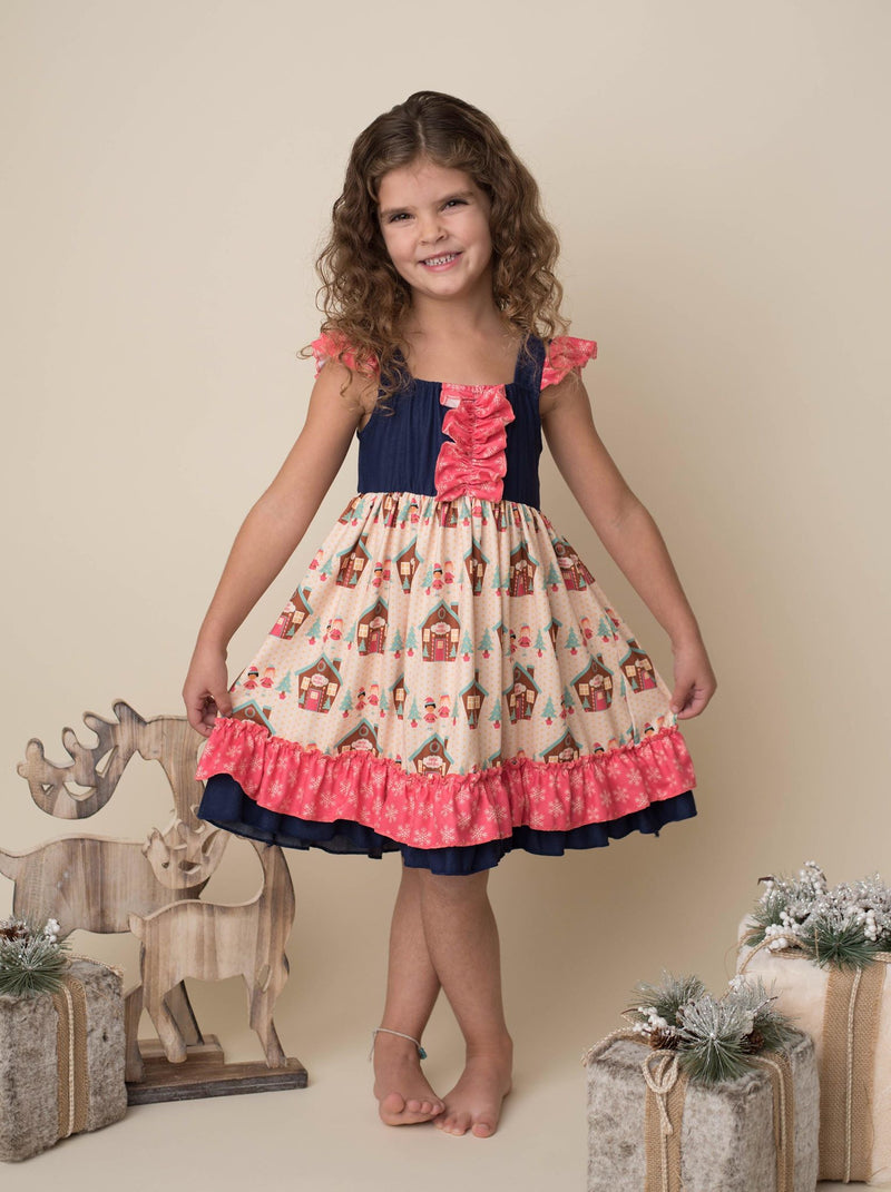MADELINE SANTA'S WORKSHOP DRESS