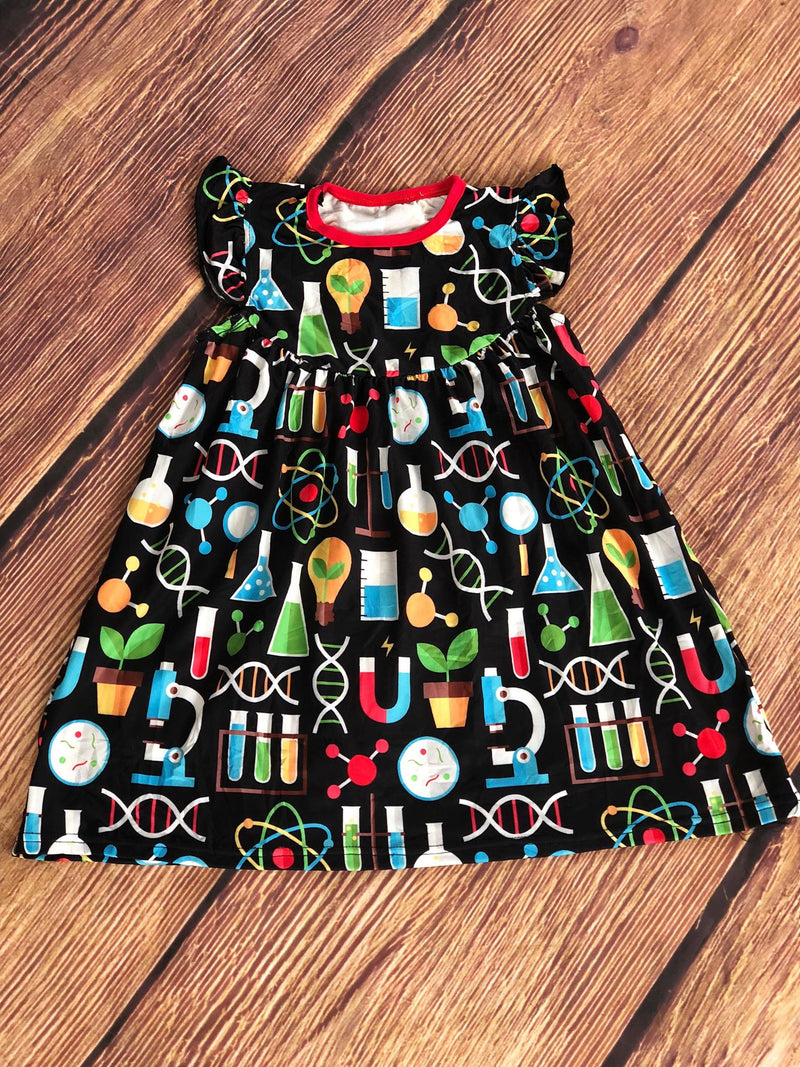 SCIENCE PEARL DRESS