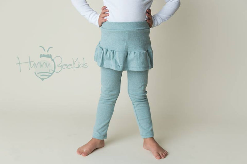 SKIRT LEGGINGS - OCEAN - PREORDER