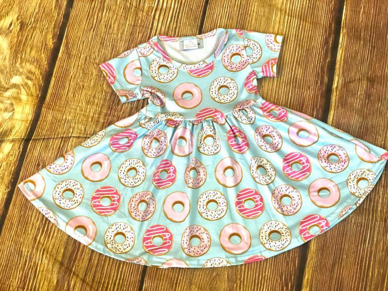 DONUTS  TWIRL DRESS