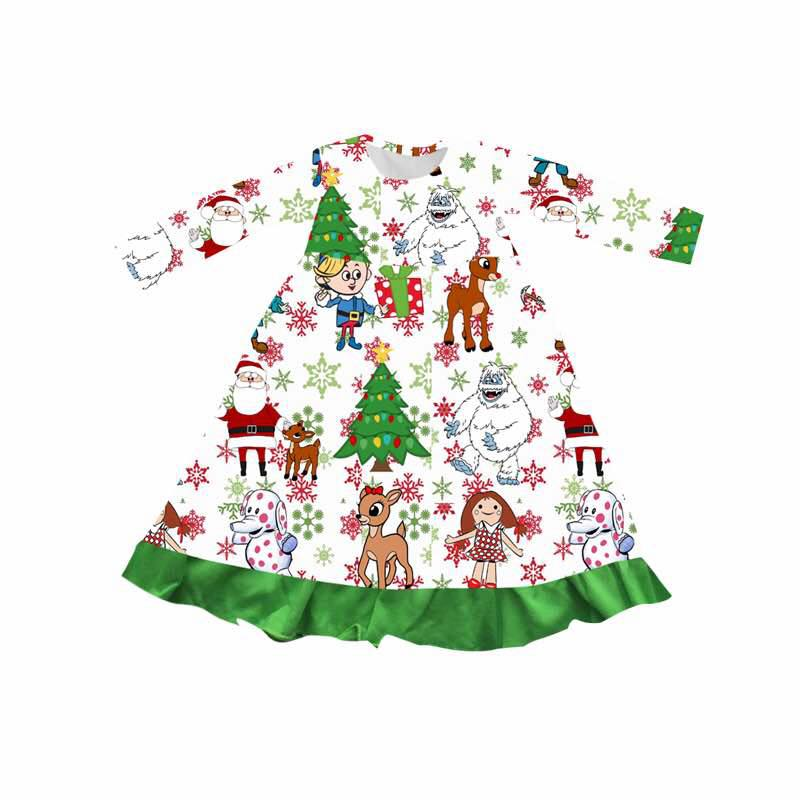 RUDOLPH & FRIENDS NIGHTGOWN