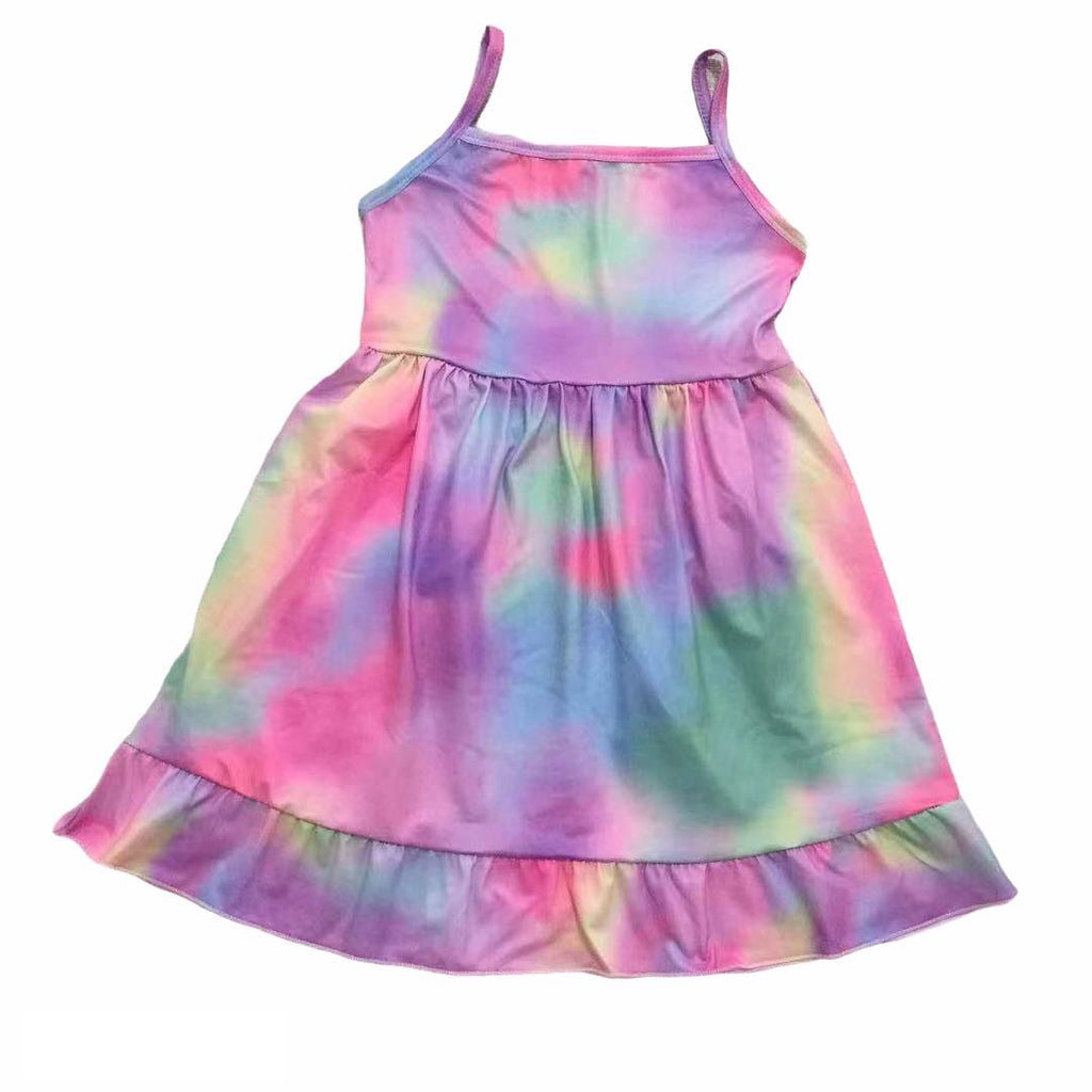 TYE DYE TANK DRESS PRESALE