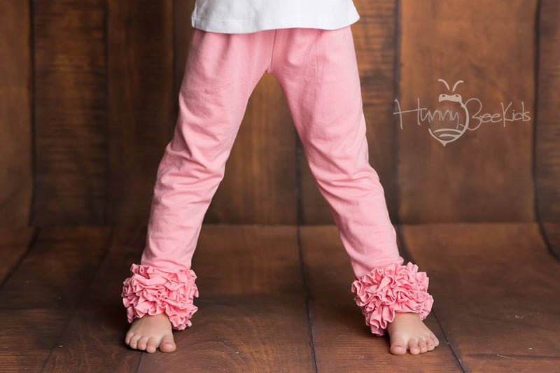 ICING LEGGINGS - ROSE