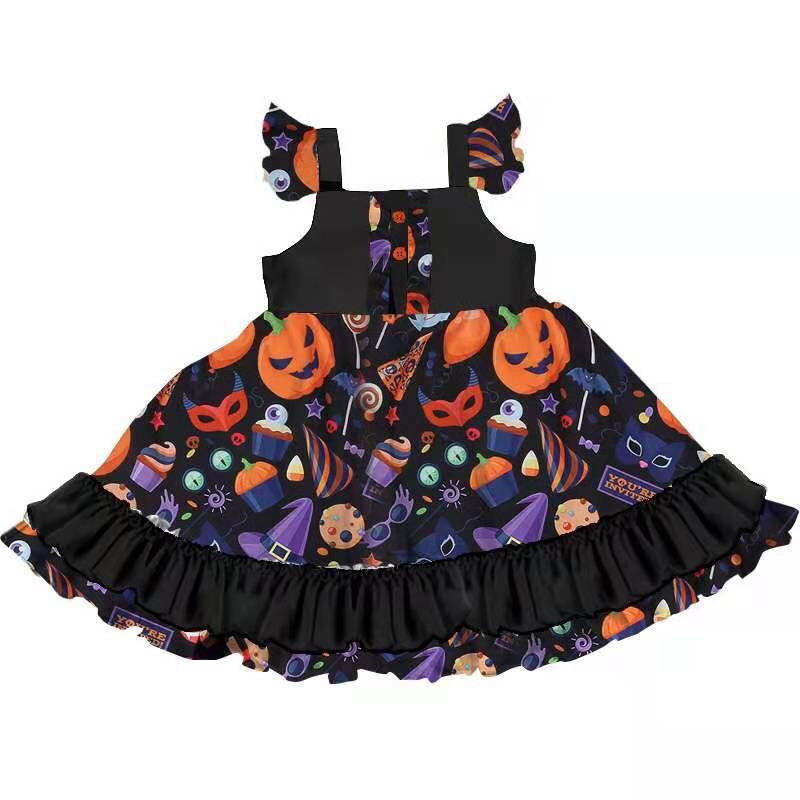 RAE HALLOWEEN  DRESS - PREORDER