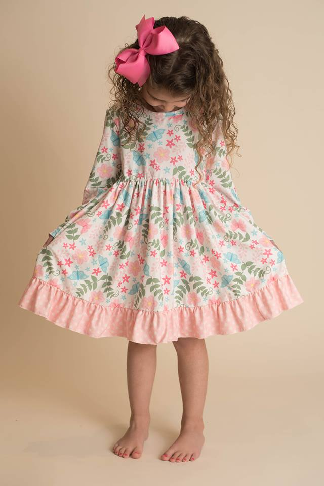 SPRING AUBREY DRESS