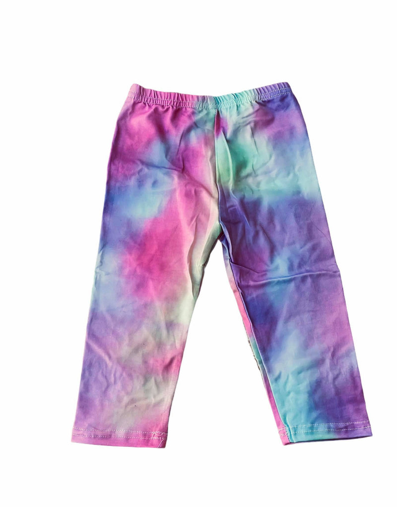 LYRIC TYE DYE MILK SILK LEGGINGS