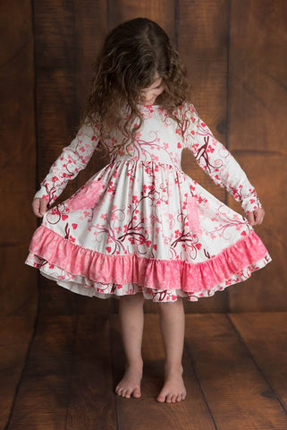VALENTINE AUBREY DRESS