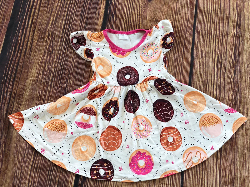 DONUT TWIRL DRESS