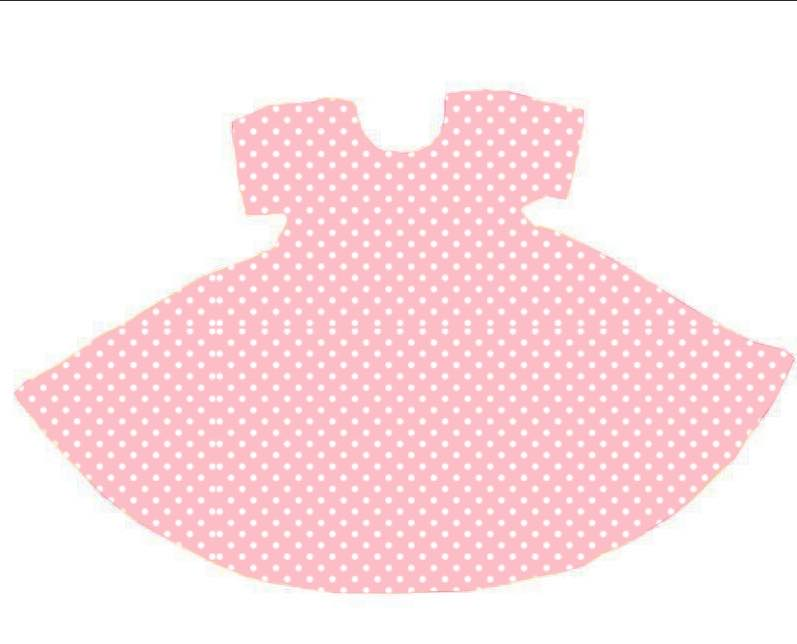 PINK POLKA TWIRL DRESS WITH POCKETS - PREORDER