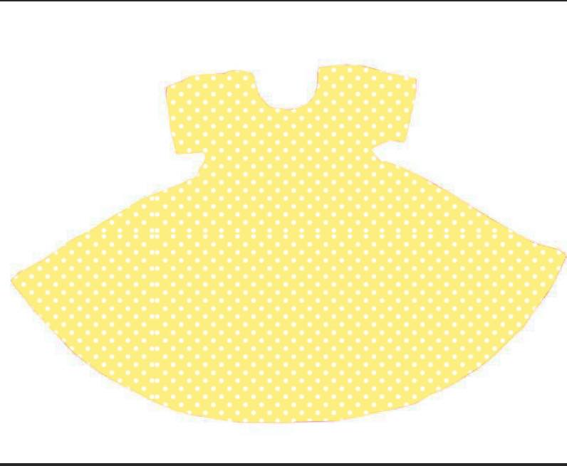 YELLOW POLKA TWIRL DRESS WITH POCKETS - PREORDER