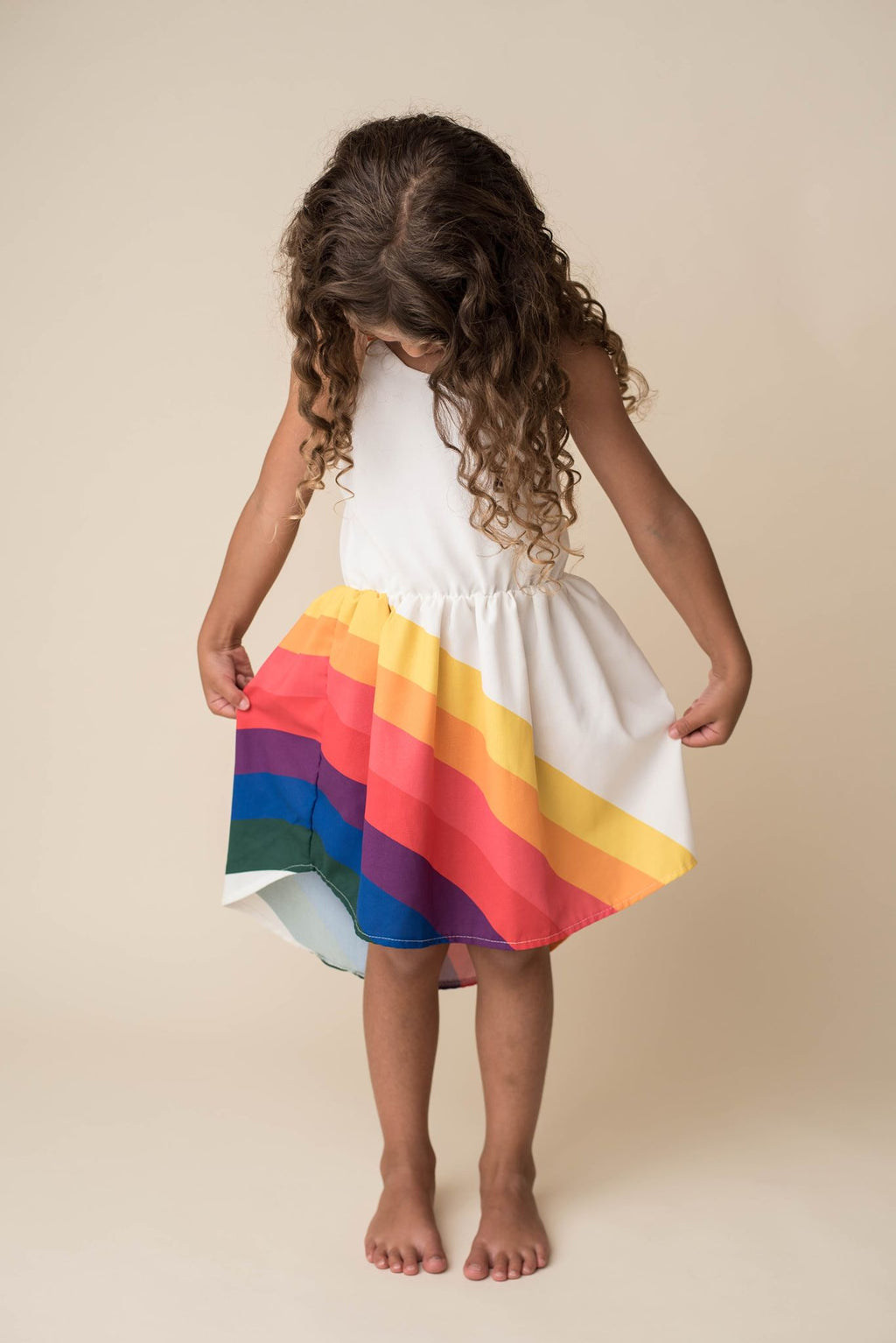 IVY RAINBOW DRESS