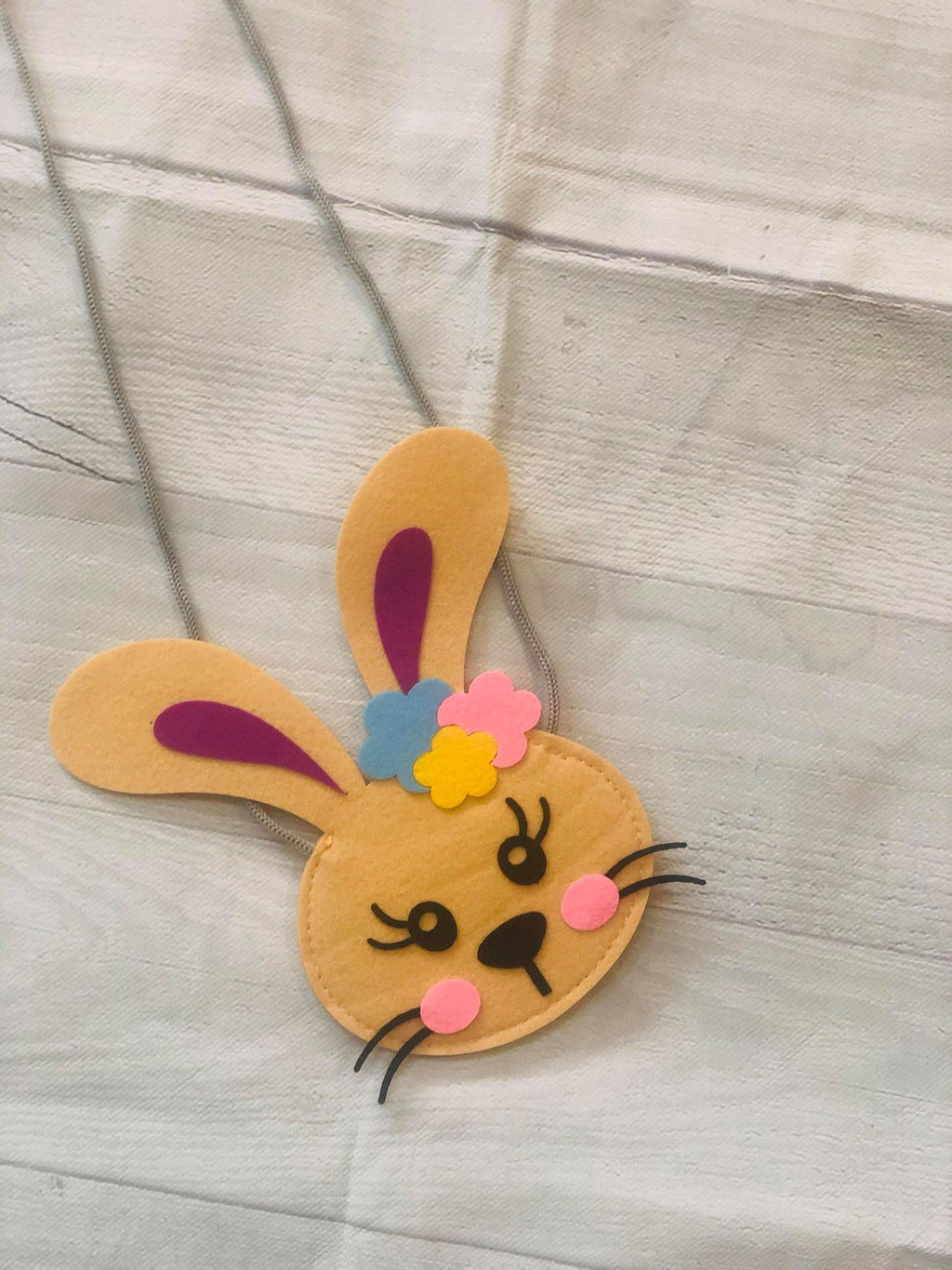 EASTER BUNNY PURSE