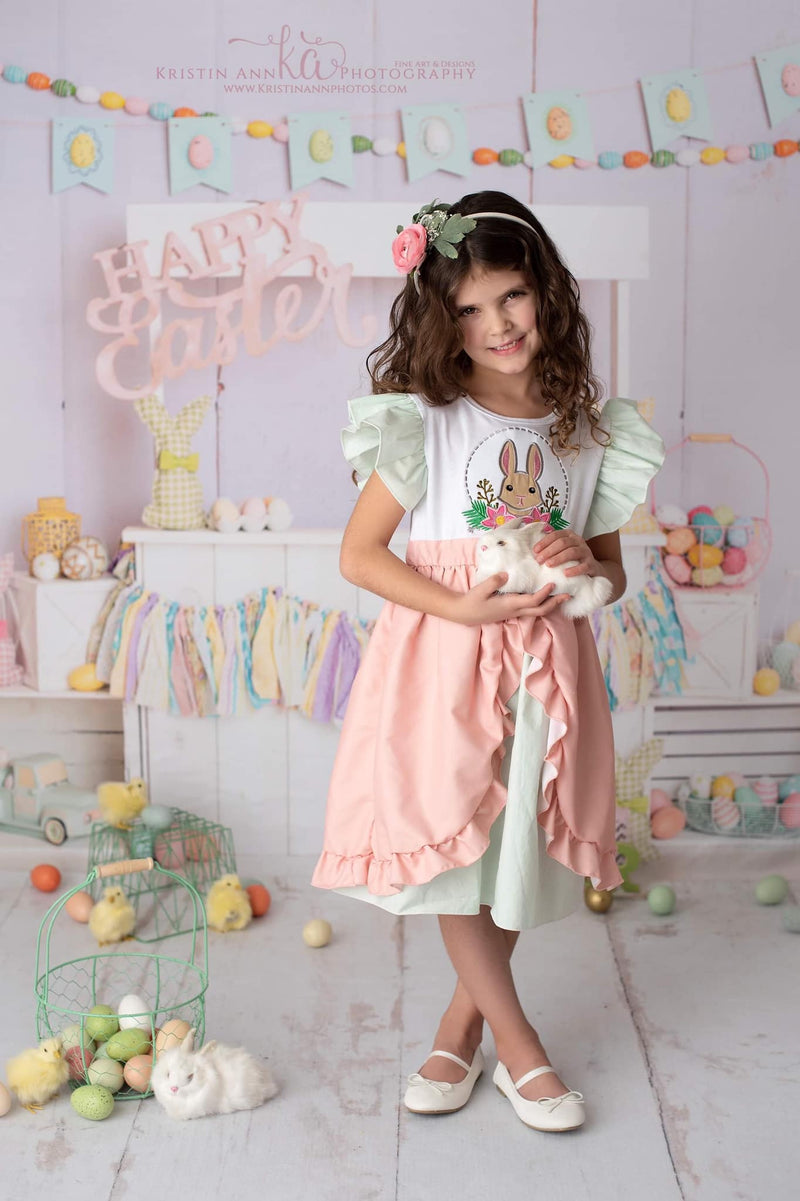 MIKAYLA BUNNY DRESS