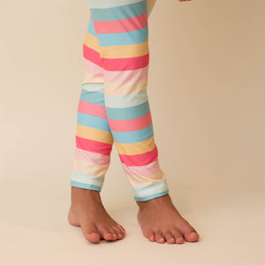 RAINBOW MILK SILK LEGGINGS