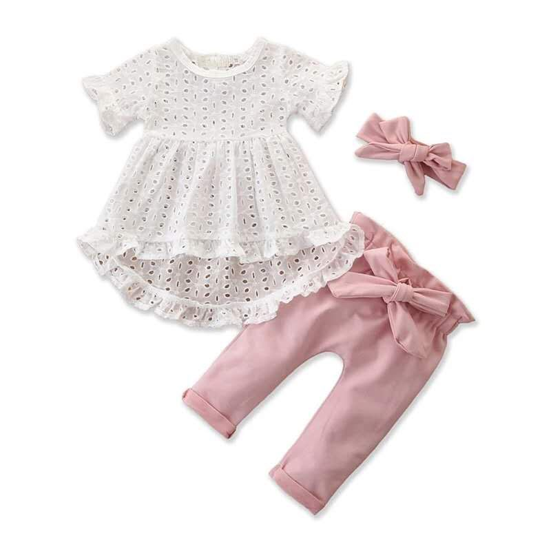 TUNIC & PANTS SET