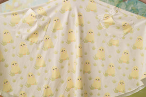 CHICKS TWIRLY DRESS WITH POCKETS