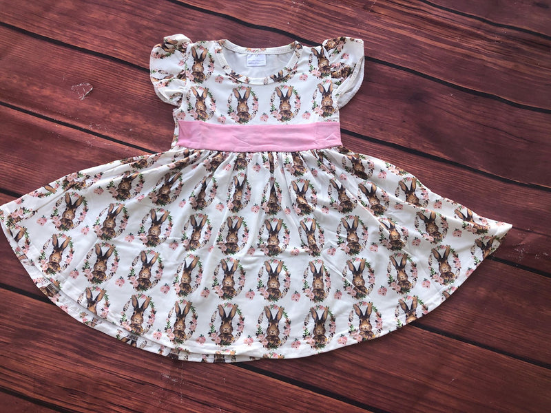 BUNNY TWIRL DRESS