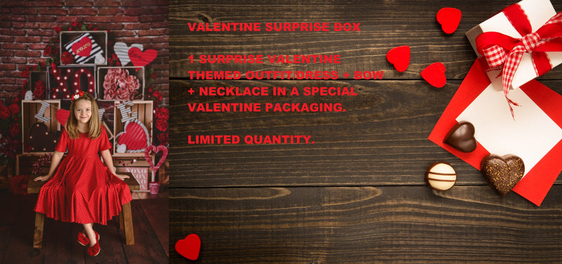 VALENTINE BOX PRESALE