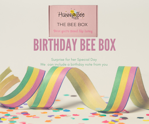 BIRTHDAY BEE BOX