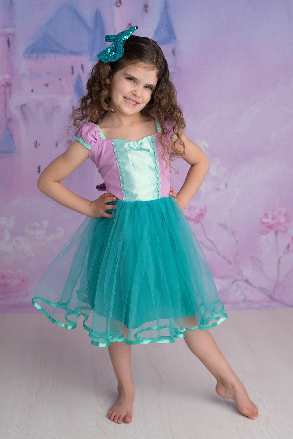 PRINCESS COLLECTION - MERMAID DRESS