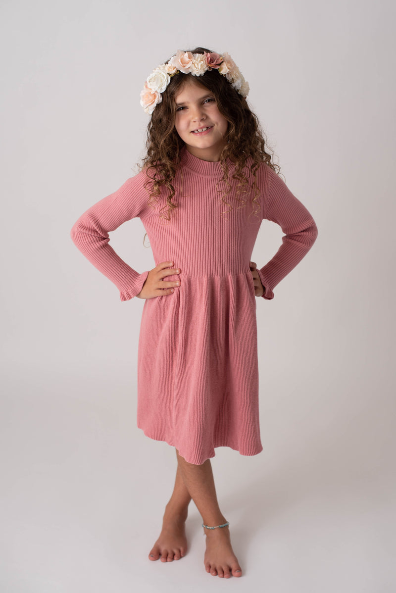 LOGAN SWEATER DRESS