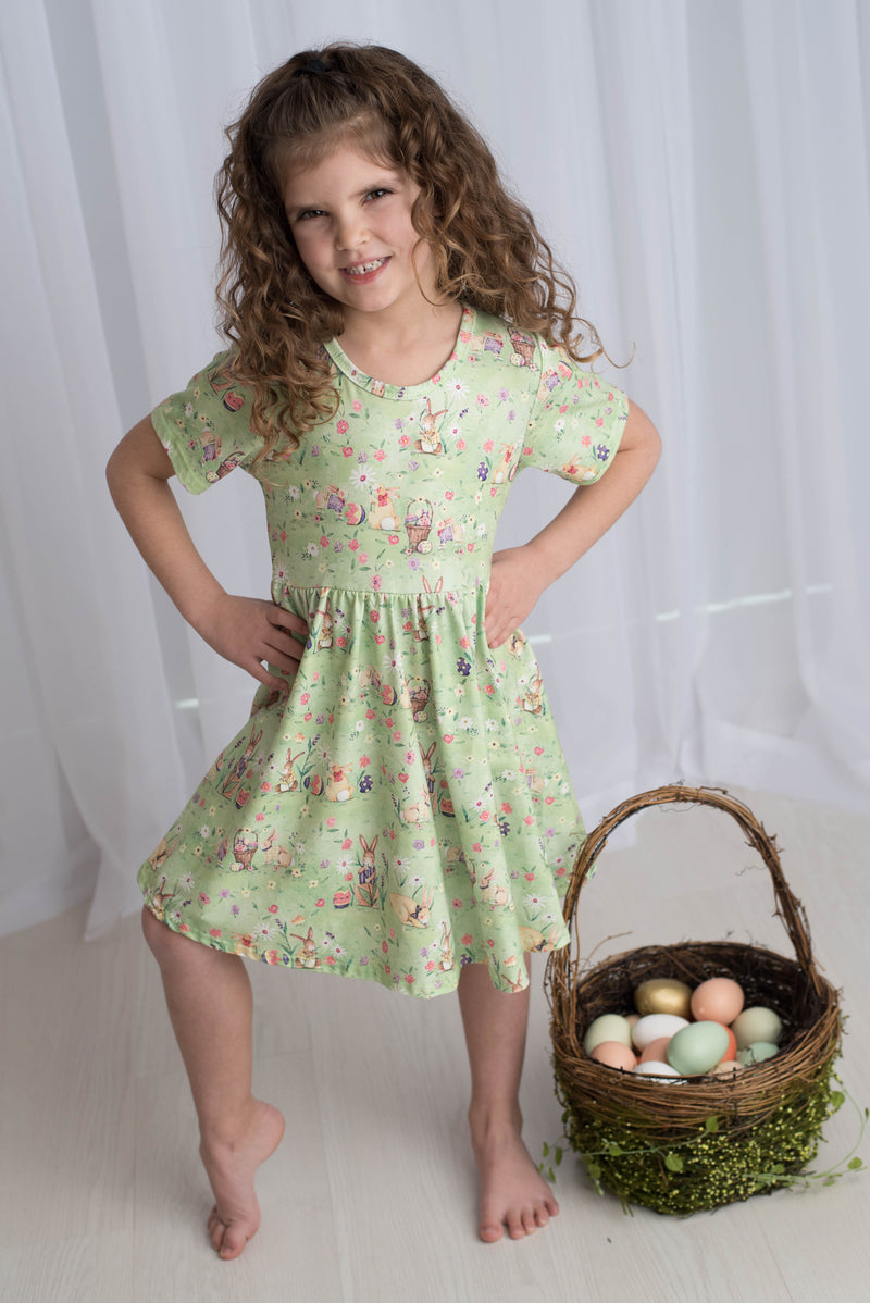 BELLA BUNNY TWIRL DRESS