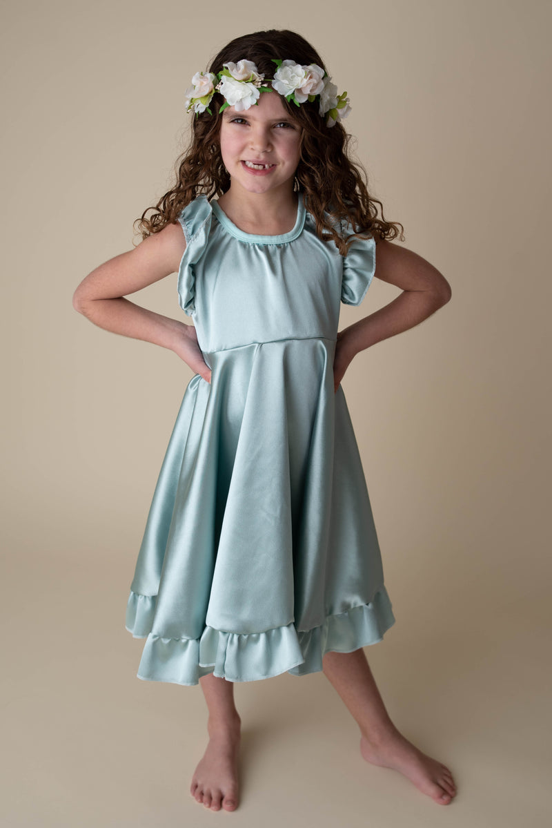 GRACE TWIRL DRESS