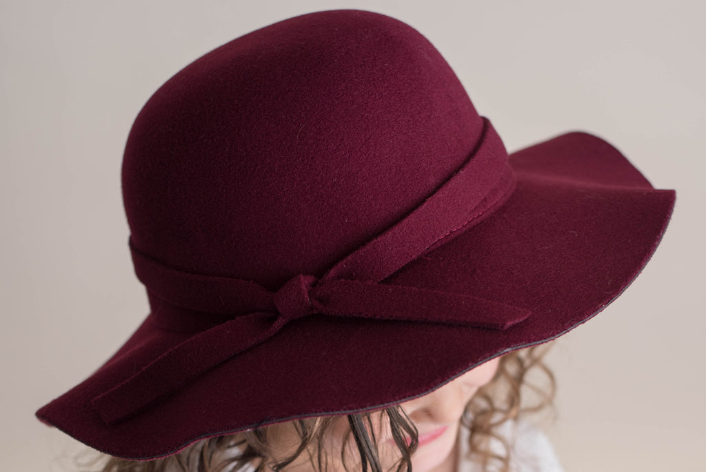 CALLIE FLOPPY HAT (3 COLORS)