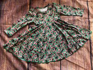 RUDOLPH TWIRLY DRESS
