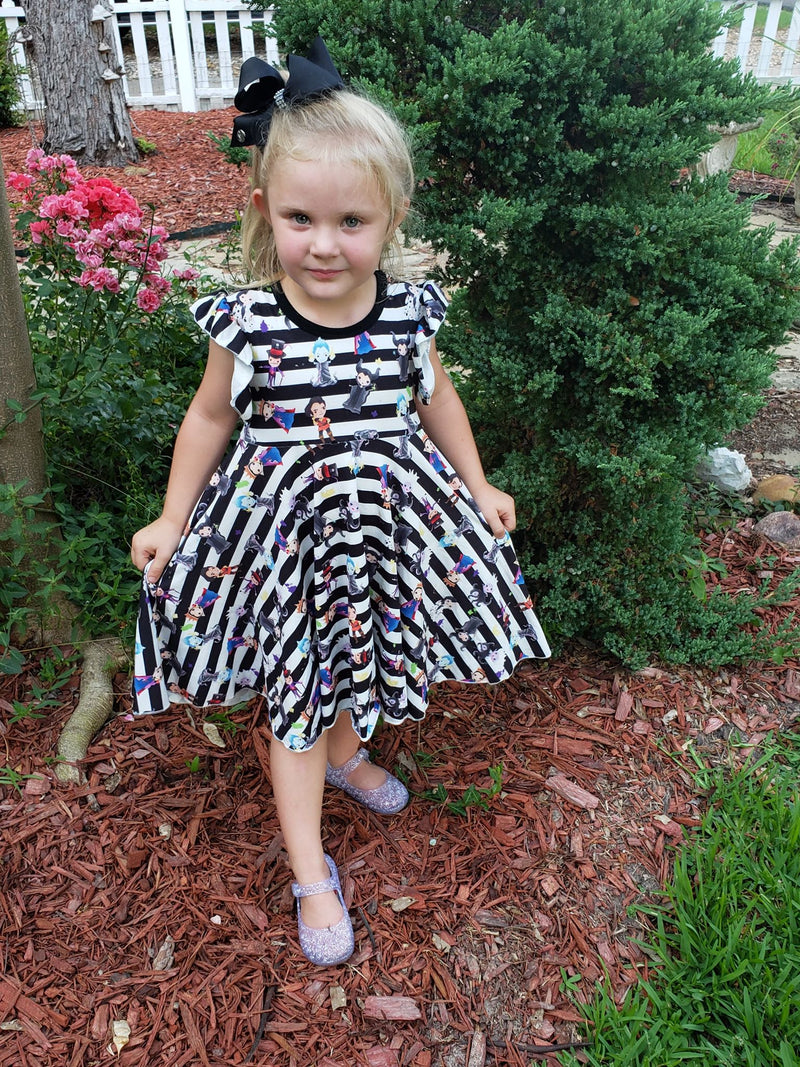 RYLIN TWIRL DRESS