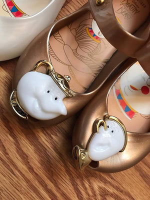 TEA CUP JELLY SHOES