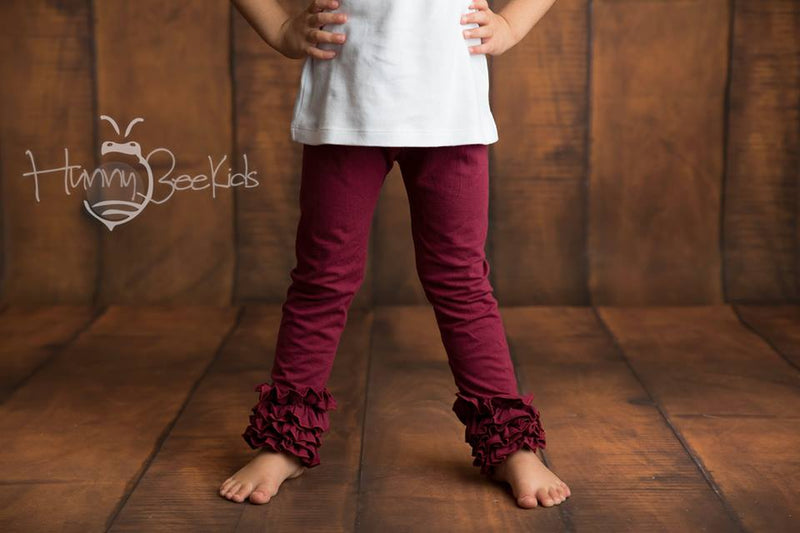 WINE ICING LEGGINGS