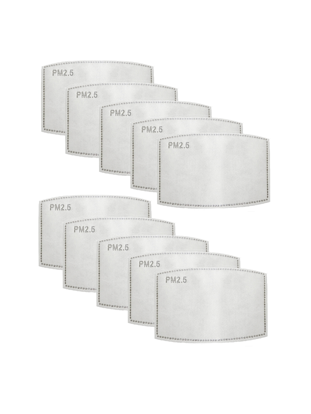 MASK FILTER BUNDLE OF 10
