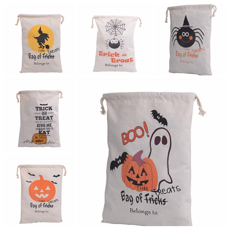 HALLOWEEN TREAT BAGS/SACKS