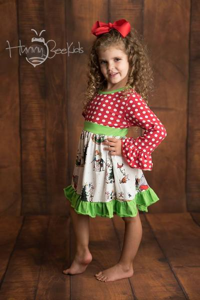 GRINCH MIA DRESS