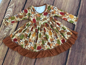 PILGRIMS TWIRLY DRESS