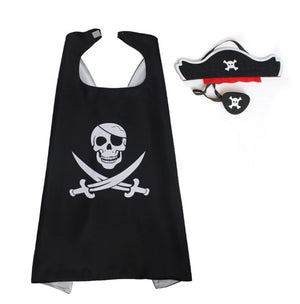 PIRATE SET - 3 PC