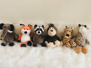 SOFT ANIMAL PLUSH
