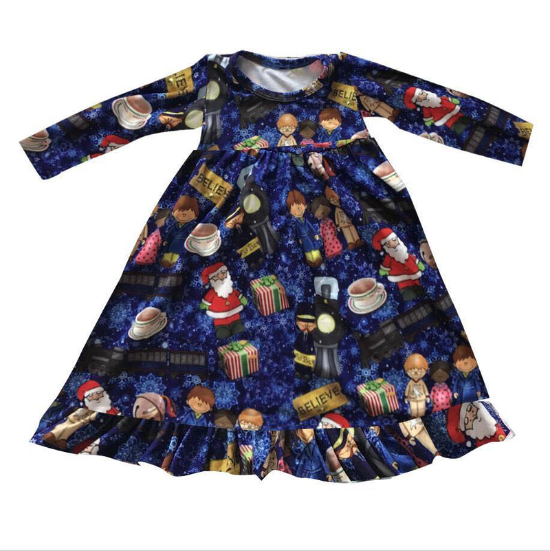 POLAR EXPRESS NIGHTGOWN