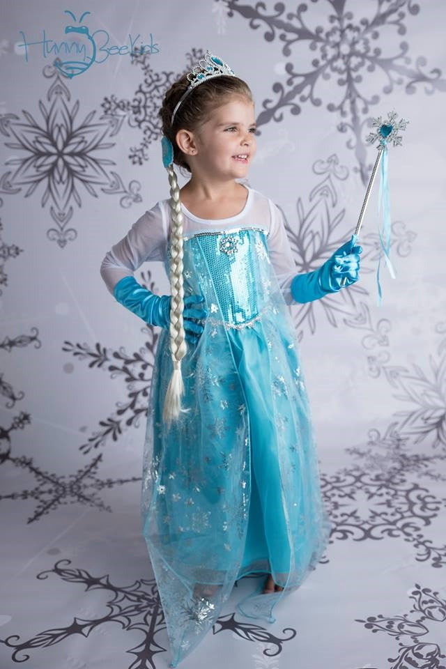 ICE QUEEN DRESS