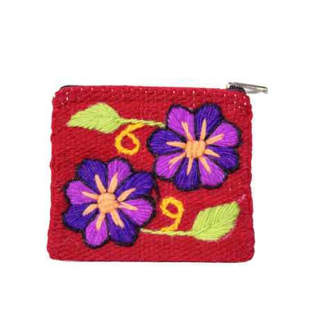 Coin Purse Red